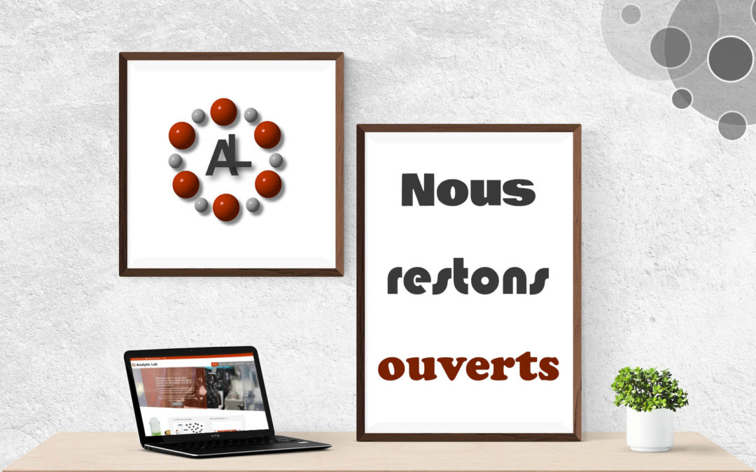 Analytic Lab reste ouvert