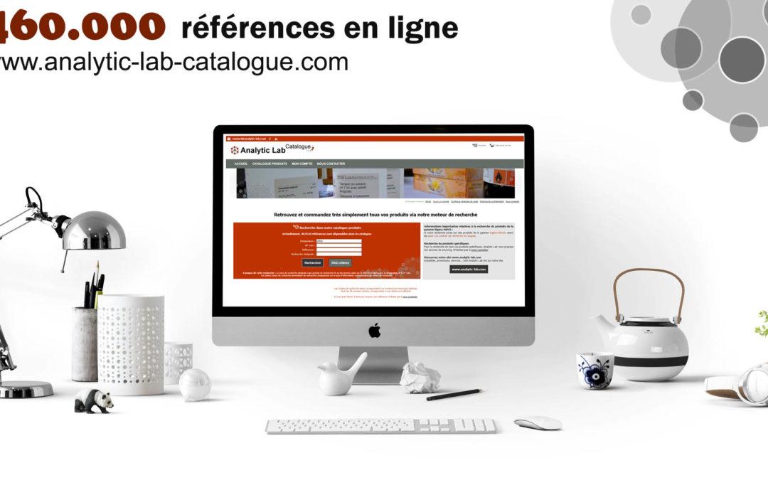 Découvrez notre site internet «Catalogue»